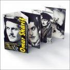 Stroomberg Omar Sharif kaartenboekje