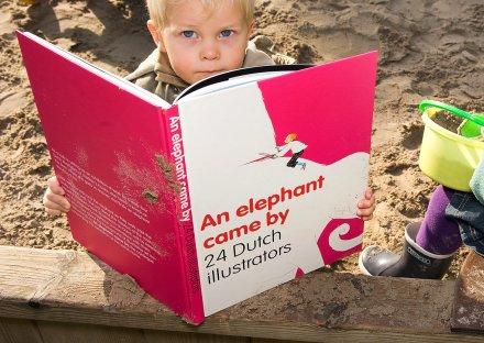 Stroomberg – Catalogus, An Elephant Came By, Nederlands Letterenfonds