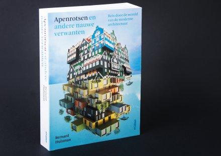 The cover of Apenrotsen en andere nauwe verwanten