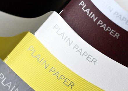 Plain Paper Surface Magazine covers