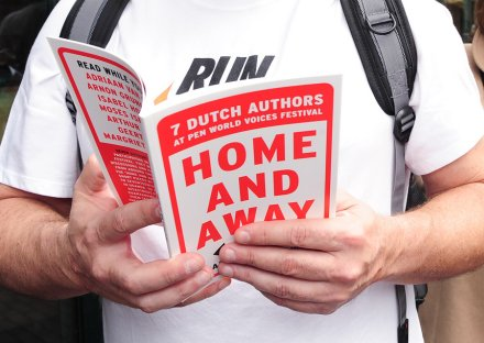 Stroomberg – Home and away, Dutch Foundation for Literature
