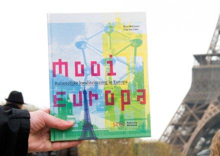 Stroomberg – Omslag Publicatie Mooi Europa, SUN - Federatie Welstand
