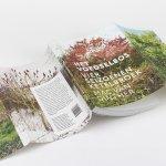 Het voedselbos – omslag, uitslag