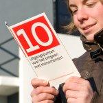 Stroomberg – Omslag, 10 uitgangspunten voor het omgaan met monumenten