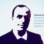 Stroomberg – Tijdelijke Schwob-site, Nederlands Letterenfonds
